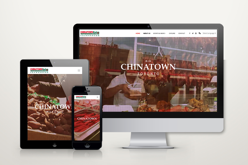 Chinatown BIA Website